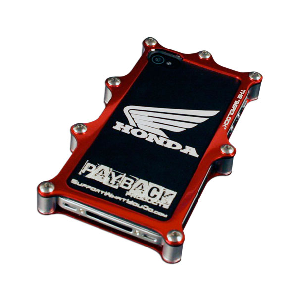 Beadlock Honda iPhone case