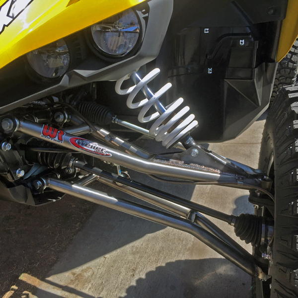 LSR Yamaha YXZ 1000R WR Suspension iShock