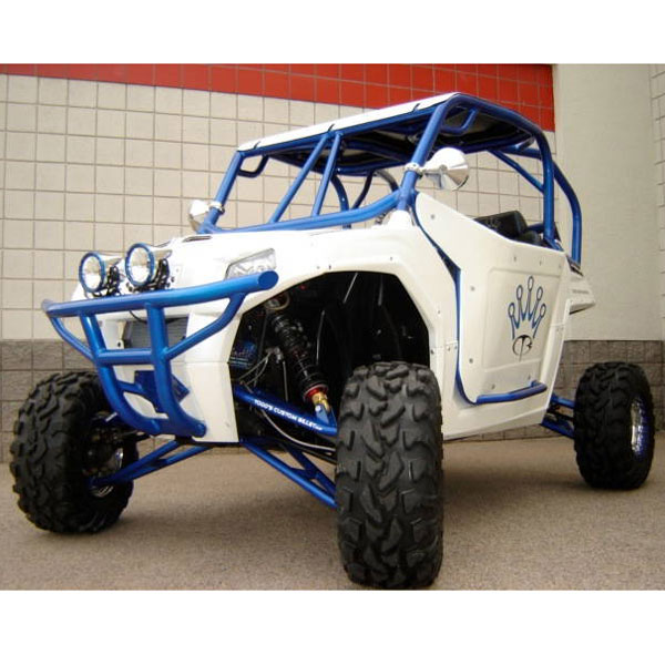 TCB RZR Long Travel iShock Suspension