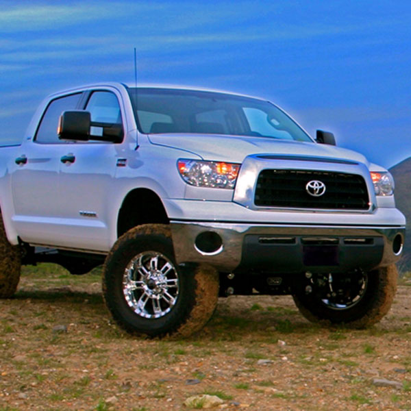 RCD Tundra Lift Kit iShock