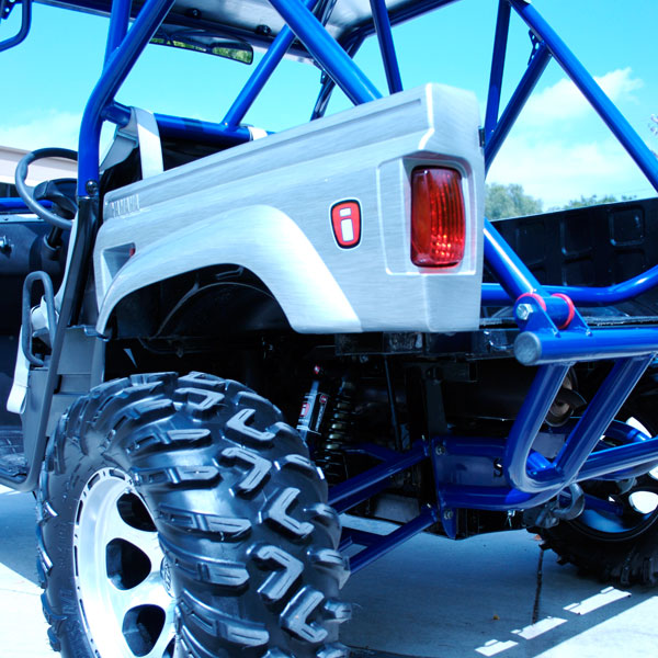 iShock ATV and UTV installation service