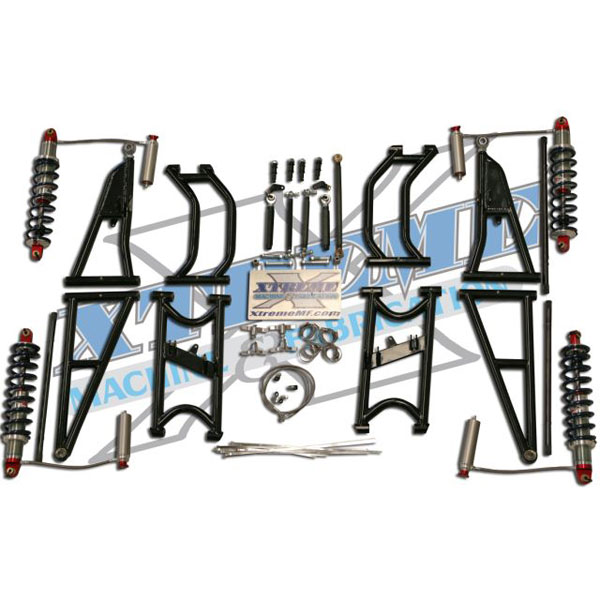 Complete UTV Suspension System From XMF