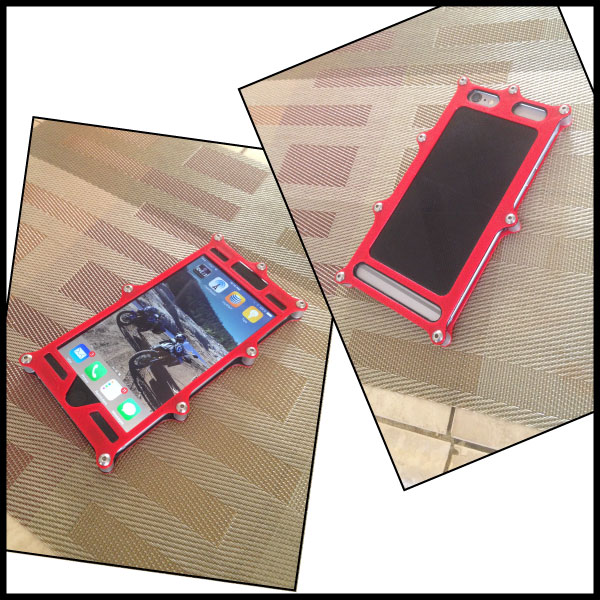 Beadlock Case 3D prototype iPhone 6+