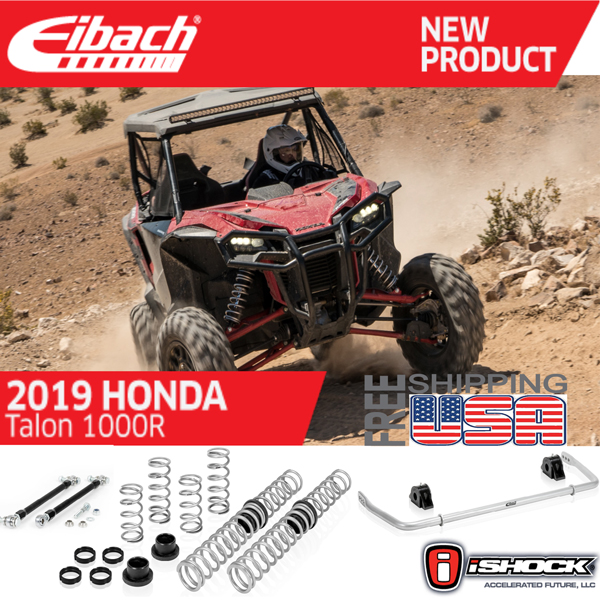 Eibach Honda Talon Spring Kits and More