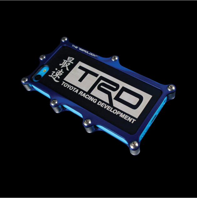 PayBack Beadlock iPhone 5C Case TRD Logo